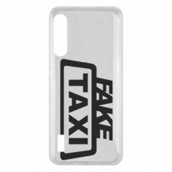 Чохол для Xiaomi Mi A3 Fake Taxi