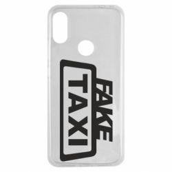 Чохол для Xiaomi Redmi Note 7 Fake Taxi