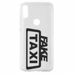 Чохол для Xiaomi Mi Play Fake Taxi