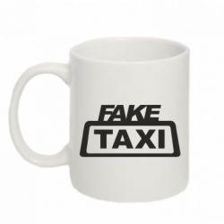 Кружка 320ml Fake Taxi