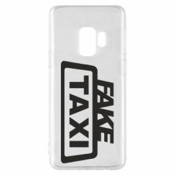 Чохол для Samsung S9 Fake Taxi