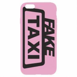 Чохол для iPhone 6/6S Fake Taxi