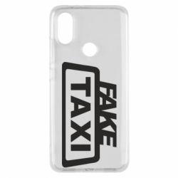 Чохол для Xiaomi Mi A2 Fake Taxi