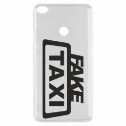 Чохол для Xiaomi Mi Max 2 Fake Taxi