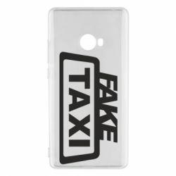 Чохол для Xiaomi Mi Note 2 Fake Taxi