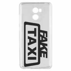 Чохол для Xiaomi Redmi 4 Fake Taxi