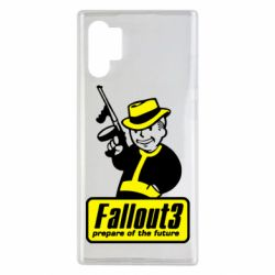 Чехол для Samsung Note 10 Plus Fallout 3 Logo
