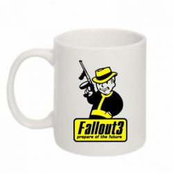 Кружка 320ml Fallout 3 Logo - FatLine