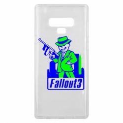 Чехол для Samsung Note 9 Fallout 3