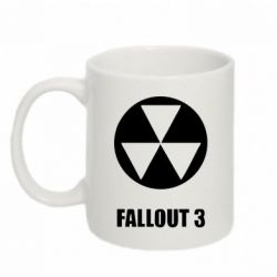 Кружка 320ml Fallout 3 - FatLine