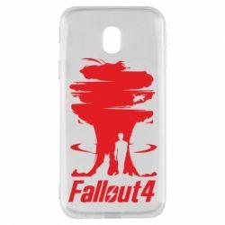 Чехол для Samsung J3 2017 Fallout 4 Art