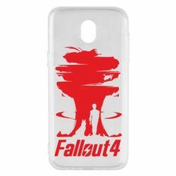Чехол для Samsung J5 2017 Fallout 4 Art