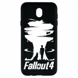 Чехол для Samsung J7 2017 Fallout 4 Art