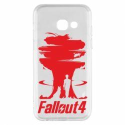 Чехол для Samsung A3 2017 Fallout 4 Art