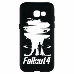 Чехол для Samsung A5 2017 Fallout 4 Art