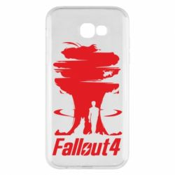 Чехол для Samsung A7 2017 Fallout 4 Art