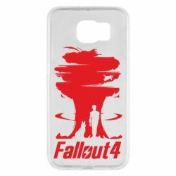Чехол для Samsung S6 Fallout 4 Art
