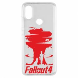 Чехол для Xiaomi Mi A2 Fallout 4 Art