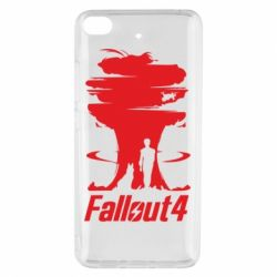 Чехол для Xiaomi Mi 5s Fallout 4 Art