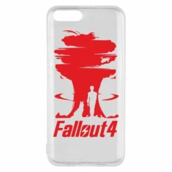 Чехол для Xiaomi Mi6 Fallout 4 Art