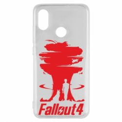 Чехол для Xiaomi Mi8 Fallout 4 Art