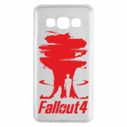 Чехол для Samsung A3 2015 Fallout 4 Art