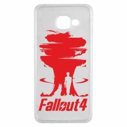 Чехол для Samsung A3 2016 Fallout 4 Art
