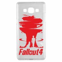 Чехол для Samsung A5 2015 Fallout 4 Art