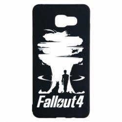 Чехол для Samsung A5 2016 Fallout 4 Art