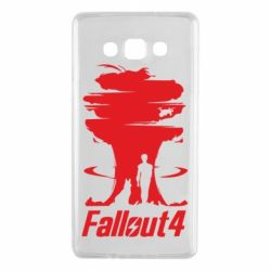 Чехол для Samsung A7 2015 Fallout 4 Art