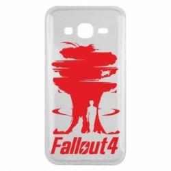 Чехол для Samsung J5 2015 Fallout 4 Art