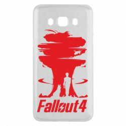 Чехол для Samsung J5 2016 Fallout 4 Art