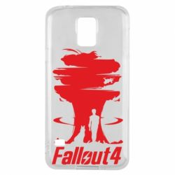 Чехол для Samsung S5 Fallout 4 Art