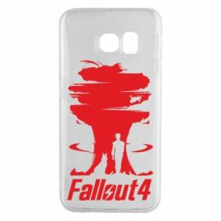 Чехол для Samsung S6 EDGE Fallout 4 Art