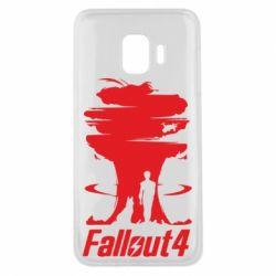 Чехол для Samsung J2 Core Fallout 4 Art