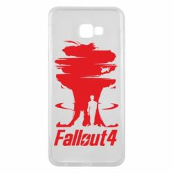 Чехол для Samsung J4 Plus 2018 Fallout 4 Art