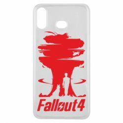Чехол для Samsung A6s Fallout 4 Art