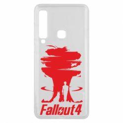 Чехол для Samsung A9 2018 Fallout 4 Art