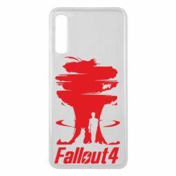 Чехол для Samsung A7 2018 Fallout 4 Art