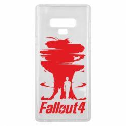 Чехол для Samsung Note 9 Fallout 4 Art