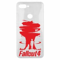 Чехол для Xiaomi Mi8 Lite Fallout 4 Art
