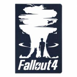 Блокнот А5 Fallout 4 Art