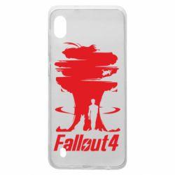 Чехол для Samsung A10 Fallout 4 Art