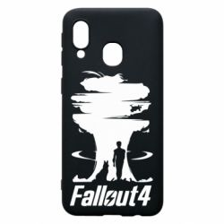 Чехол для Samsung A40 Fallout 4 Art