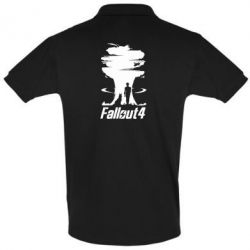 Футболка Поло Fallout 4 Art - FatLine