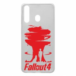 Чехол для Samsung A60 Fallout 4 Art