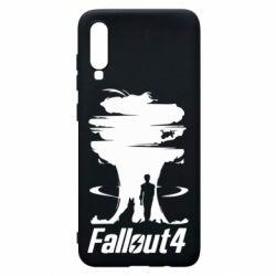 Чехол для Samsung A70 Fallout 4 Art