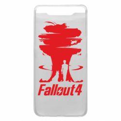 Чехол для Samsung A80 Fallout 4 Art