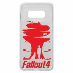Чехол для Samsung S10e Fallout 4 Art