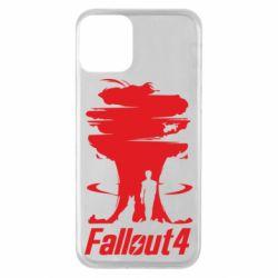 Чехол для iPhone 11 Fallout 4 Art